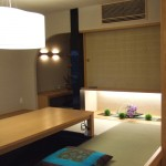 ラム家の和室、趣味室