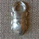 鋳造 クワガタ