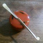 重陽の茶杓