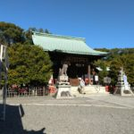 城山八幡宮の橘 名古屋